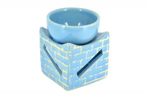 Suport ceramic pentru aromaterapie templu Shimu celest