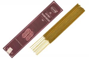 Betisoare parfumate premium Guru Darshan (15gr.)