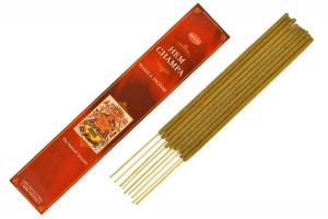 Betisoare parfumate premium Hem Champa (15gr.)
