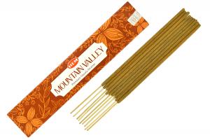 Betisoare parfumate premium Valea Muntelui (15gr.)
