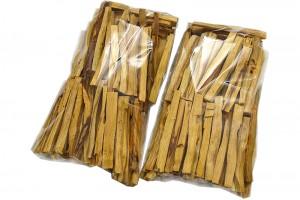 Palo Santo lemn fumigatie subtire 1000 grame