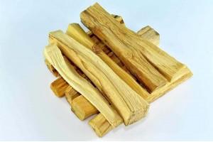 Palo Santo lemn fumigatie neregulat 100 grame